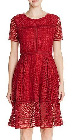Mori Lace Dress