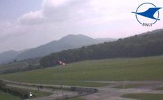 Live camera Flugplatz Hahnweide EDST 1 Lindorf, Germany. Current view and daylight picture.