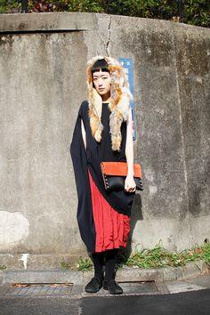 Area: Aoyama,Tokyo | 青山,東京  Name: Kyoko Mishima | 三島京子  Occupation: Model | モデル…