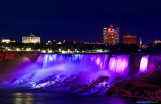 Niagara Fall, New York, USA