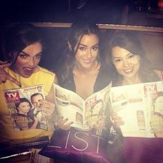 1000+ images about Chloe Bennet on Pinterest   Chloe ...