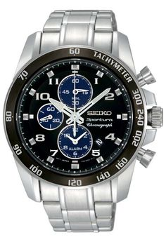 Seiko Sportura Chronograaf - Horloges