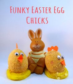 This is a unique way to decorate easter eggs. Follow this tutorial