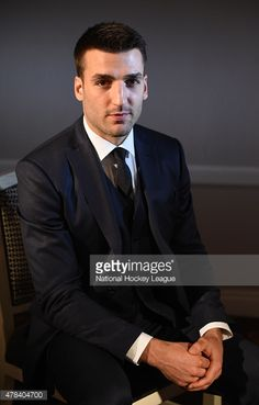 Patrice Bergeron of the Boston Bruins poses for a portrait during the 2015 NHL Awards at the MGM Grand Garden Arena on June 2015 in Las Vegas, Nevada. Nhl Awards, Patrice Bergeron, Wells Fargo Center, Mgm Grand Garden Arena, Nhl Players, June 24, Philadelphia Flyers, Boston Bruins, Nevada