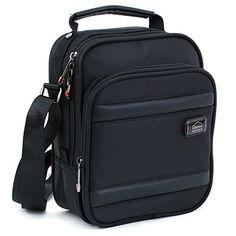 ed6aa734e5 Alpine Swiss Travel Tote Camera Bag Shoulder Clutch Handbag Purse Multi  Pockets Alpine Swiss http