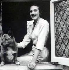 Julie Andrews in 50's
