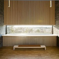 Bøler Church by Hansen Bjørndal Arkitekter in Oslo, Norway. Sacred Architecture, Architecture Details, Interior Architecture, Kirchen Design, Oslo, Modern Church, Modern Architects, Church Design, Wood Interiors