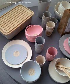 Bambu's bamboo tableware