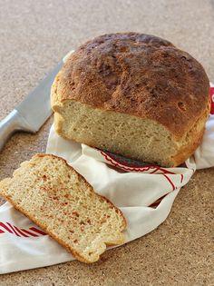 chleb ziemniaczany z wędzoną papryką