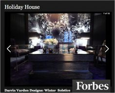 Our client Darrin Varden Design featured on Forbes.com