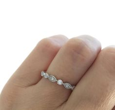 Honey .925 Sterling Silver 8 Mm Half-round Wedding Band Ring Reliable Performance Bridal & Wedding Party Jewelry Jewelry & Watches