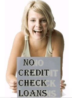 Apply with No Credit Check Loans and get cash in the most hassle free way......