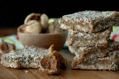 Fig breakfast bars