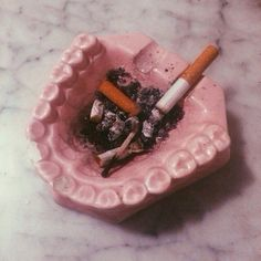 Perfect ashtray