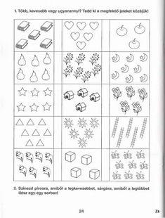 Albumarchívum - Matematika ovisoknak Worksheets, Archive, Album, Words, Literacy Centers, Horse, Countertops, Card Book
