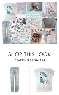 """""""Untitled #642"""" by bringmethesykes321 ❤ liked on Polyvore featuring Denim & Supply by Ralph Lauren"""
