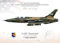 Republic F-105F 63-8311