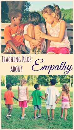 Teaching kids about empathy and about recognizing others' perspectives, so they can grow up to be compassionate adults. Concrete ideas for parents.