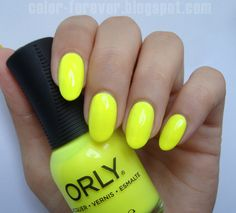 Orly Road Trippin