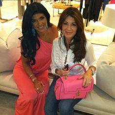 Teresa and Lisa