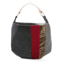 Hobo Bag Malteser Canvas bag mala de ombro by AWAYOFLIFEhandmade