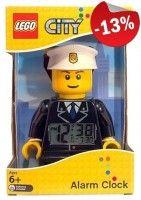 LEGO Alarmklok City Politie | LEGOshop online - BRICKshop Holland (Gorinchem)