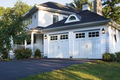 Traditional Garage - Found on Zillow Digs