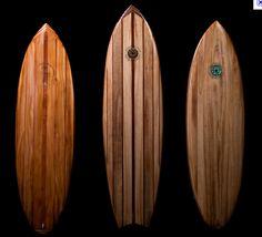 Wood Surfboards
