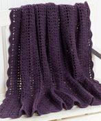 Crochet Cables | AllFreeCrochetAfghanPatterns.com