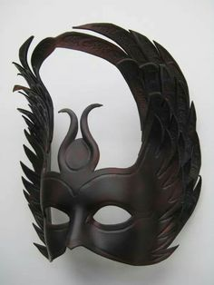 Cool men's masquerade mask