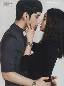 2PM's Chansung's Kiss and Hug, Beautiful Watches! ~ Latest K-pop News - K-pop News   Daily K Pop News