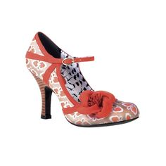 ERIN (Burnt Orange) - Shoes - By Ruby Shoo