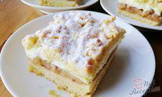 Máte doma vanilkový nebo čokoládový pudink? Sbírka 18 receptů na ty nejlepší pudinkové zákusky., strana 1   NejRecept.cz Sweet And Salty, No Bake Cake, Biscotti, Vanilla Cake, Sweet Tooth, Food And Drink, Pie, Cooking Recipes, Sweets