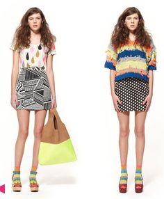 Lisa Gorman- S/S 2012