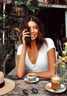 ❥Ᏸєℓℓє~ Coffee Cafe, My Coffee, Coffee Drinks, Coffee Shops, Coffee Break, Morning Coffee, Dinner Sandwiches, Coffee World, Sandwich Shops