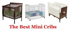 Reviews of mini cribs and bassinets for keeping in the parents' room, at the lakehouse, at grandma & grandpa's...