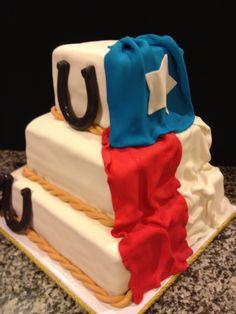 Well take one San Antonio Texas cake please San Antonio