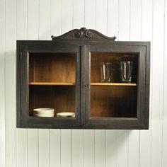 Little Glazed Cabinet - The Hoarde