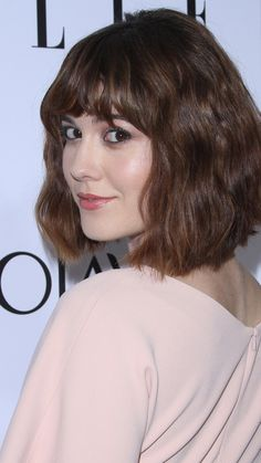 Mary Elizabeth Winstead at the Women in Film and TV event