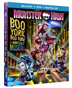Rent Monster High: Boo York, Boo York starring Karen Strassman and Rachel Staman on DVD and Blu-ray. Get unlimited DVD Movies & TV Shows delivered to your door with no late fees, ever. Kid Movies, Movies To Watch, Movies And Tv Shows, 2015 Movies, Netflix Movies, Movies 2019, Disney Movies, Halloween Movies, Halloween Kids