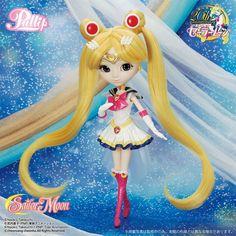 Crunchyroll - Pullip Sailor Moon Super Sailor Moon fashion doll by Groove