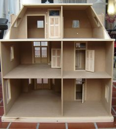 Laura's dolls house
