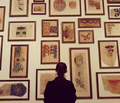"""roksana froń (@f.roksana) na Instagramie: """"#mnk #wyspiański #art #exhibition #kraków #relax"""""""