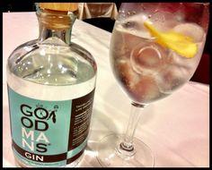 El Alma del Vino.: Aguardientes y destilados : Goodmans Gin.