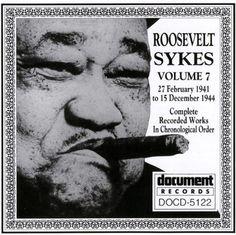 Roosevelt Sykes - Roosevelt Sykes: Vol. 7: 1941-1942, Pink