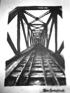 Charcoal/Pastel Landscapes on Pinterest | Hurley, Charcoal and ...