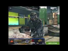 Modern combat 5 - Sapper gameplay