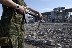 Fotóriporter vesztette életét egy aknatámadásban Donyecknél