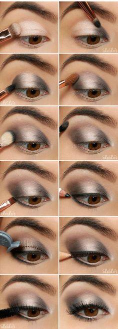 15 tutos de maquillages pour les yeux que vous allez adorer