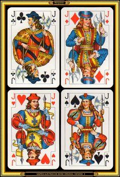 Naipes - Playing cards